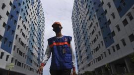 Jakarta Tambah Fasilitas Isolasi Covid-19 di Rusun Nagrak