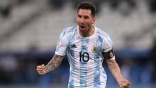 Lionel Messi, Mimpi Juara Copa America Bersama Argentina