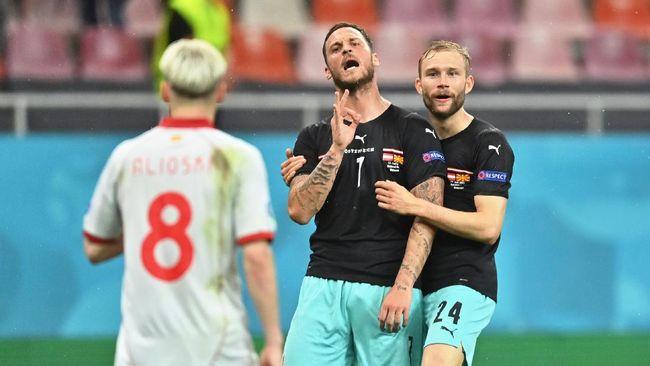 Badan sepak bola tertinggi Eropa (UEFA) menginvestigasi perayaan gol pemain Austria, Marko Arnautovic, yang berbau rasial di Euro 2020 (Euro 2021).