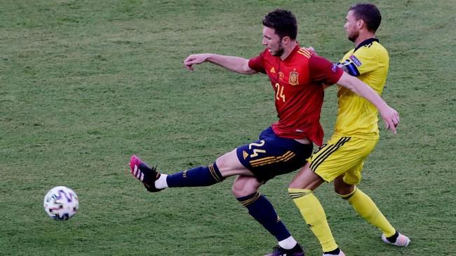Spanyol Ditahan Imbang Swedia di Euro 2020