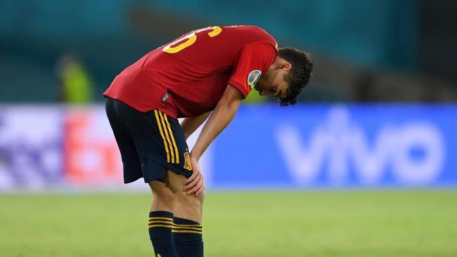 Syarat Spanyol Lolos ke 16 Besar Euro 2020