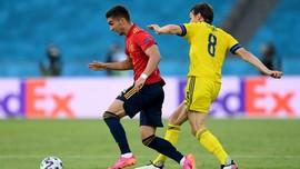Prediksi Line Up Pemain Spanyol vs Polandia di Euro 2020