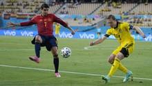 Euro 2020: Morata Dibully Netizen, Werner Juga Kena Getah