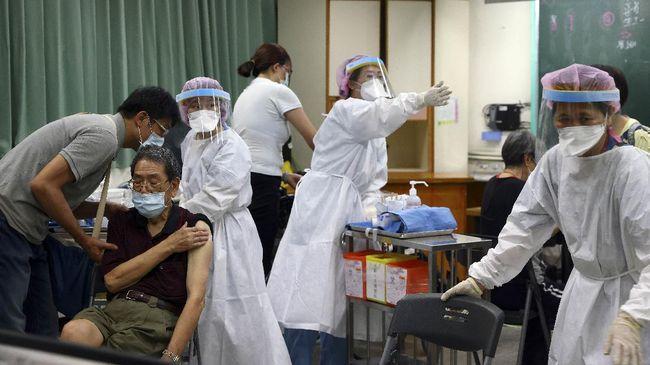 Vaksin menjadi sebuah komoditas politik dalam hubungan antara China dan Taiwan, yang menjadi salah satu kendala dalam penanggulangan Covid di pulau tersebut.