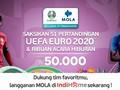 IndiHome TV dan Mola Hadirkan Keseruan Euro 2020