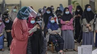 Seluruh Provinsi di Jawa Sumbang Lonjakan Covid Tertinggi RI