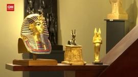 VIDEO: Mesir Jual Patung Firaun Seharga Rp127 Juta