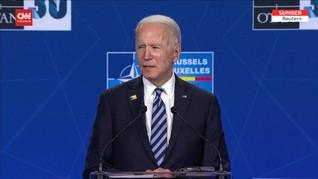 VIDEO: Biden Wanti-wanti Putin Jelang Pertemuan Perdana