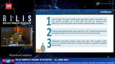VIDEO: BPS Sebut Penduduk Indonesia Semakin Anti Korupsi