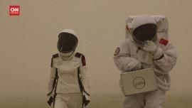VIDEO: China Bangun Mars Tiruan di Bumi