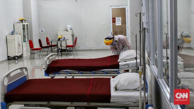 Kasus Melonjak, Bandung Tambah 1.900 Tempat Tidur RS Covid-19