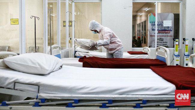 Gubernur DIY Sri Sultan Hamengku Buwono X mengatakan telah mendorong seluruh rumah sakit menambah kapasitas ranjangnya sejak kasus positif Covid-19 melonjak.