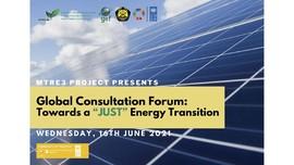 UNDP Gelar Forum untuk Dukung Transisi Energi Indonesia
