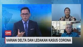 VIDEO: Varian Delta dan Ledakan Kasus Corona