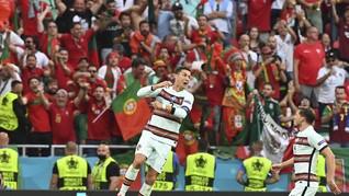 7 Fakta Jelang Portugal vs Prancis di Euro 2020