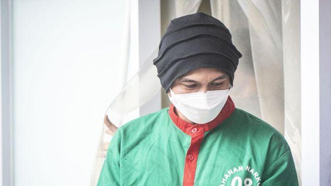 Musikus Anji mengaku tidak keberatan dijerat pasal dengan hukuman 12 tahun penjara terkait kasus kepemilikan ganja.