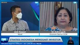 Ekonom Sebut UU Ciptaker Permudah Investor Masuk ke Indonesia