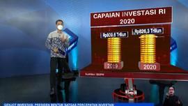 Di Tengah Pandemi, BKPM Penuhi Target Investasi Tahun 2020