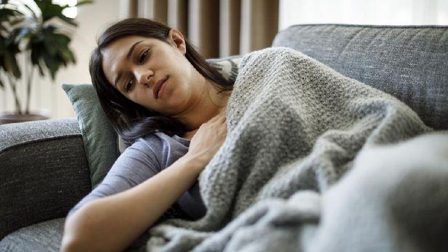Hampir seperlima pasien Covid-19 tanpa gejala terus mengalami kondisi long Covid, sebulan setelah diagnosis awal, menurut sebuah penelitian.