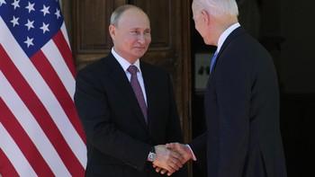 5 Poin Penting Hasil Pertemuan Biden-Putin di Jenewa