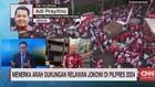 VIDEO: Menerka Arah Dukungan Relawan Jokowi di Pilpres 2024