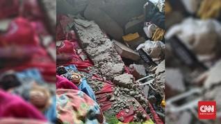 BPBD Sebut 33 Rumah Rusak Imbas Gempa Maluku Tengah
