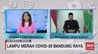 VIDEO: Lampu Merah Covid-19 di Bandung Raya