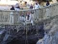 FOTO: Keajaiban Jembatan Tenun di Peru