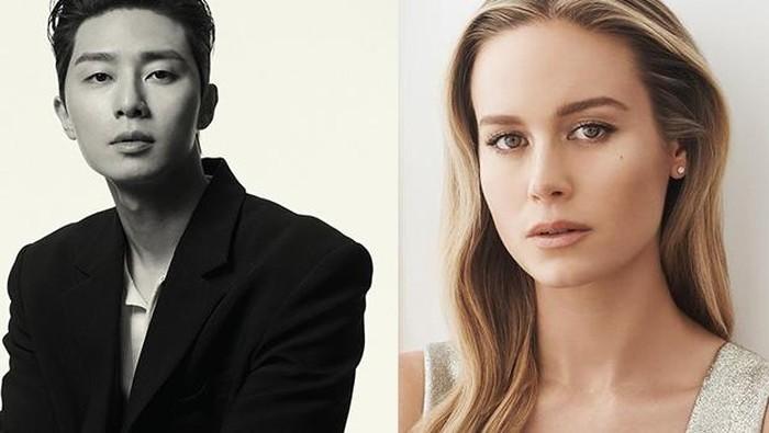 Park Seo Joon Dikabarkan Akan Gabung dengan Brie Larson untuk Project Film Marvel