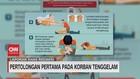 VIDEO: Pertolongan Pertama Pada Korban Tenggelam