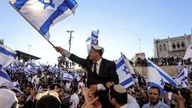 Pawai Yahudi, Parade Bendera Israel yang Picu Emosi Palestina