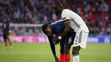 Gigit Pogba, Rudiger Lolos Hukuman di Euro 2020