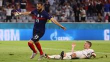 Syarat Portugal dan Prancis Lolos ke 16 Besar Euro 2020