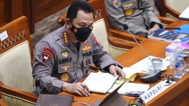 DPR Minta Kapolri Usut Sindikat Izin Tambang Kementerian ESDM