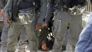 FOTO: Api Konflik Israel-Palestina Kembali Berkobar