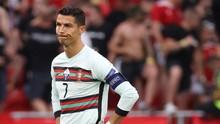 Portugal vs Prancis: Bisa Apa Ronaldo?