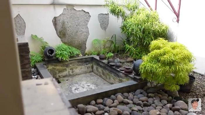 Biar Makin Adem, Pahami 5 Elemen Fengshui dalam Menata Taman Rumah