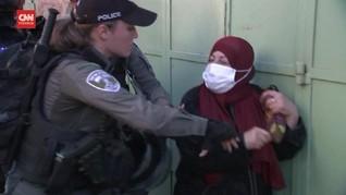 VIDEO: Polisi Israel Usir Warga Palestina di Pawai Yahudi