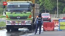 VIDEO: Kasus Positif Covid di Penyekatan Suramadu Meningkat