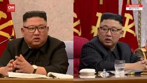 VIDEO: Kim Jong-un Terlihat Lebih Kurus dari Sebelumnya