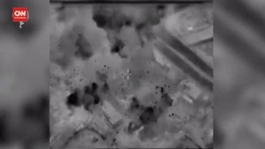 VIDEO: Detik-detik Israel Gempur Gaza, Pertama di Era PM Baru