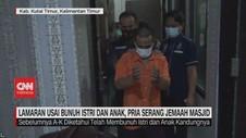 VIDEO: Usai Bunuh Istri Dan Anak, Pria Serang Jemaah Masjid