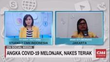 VIDEO: Angka Covid-19 Melonjak, Nakes Teriak