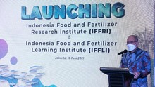 BUMN dan BUMN Pangan Luncurkan Learning & Research Institute