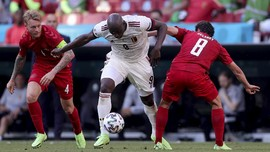 Top Skor Euro 2020: Lukaku Gagal Menjauh