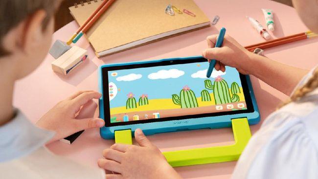 Huawei meluncurkan tablet MatePad T8 Kids Edition yang mempunyai sederet fitur dan dirancang khusus supaya ramah anak.