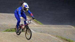 Olimpiade Tokyo: Atlet BMX Belanda Cedera Usai Tabrak Panitia
