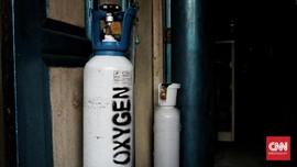 Kasus Melonjak, Persi Sebut Jateng Kekurangan Tabung Oksigen
