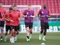Belgia-Denmark Sepakat Aksi Buang Bola untuk Hormati Eriksen