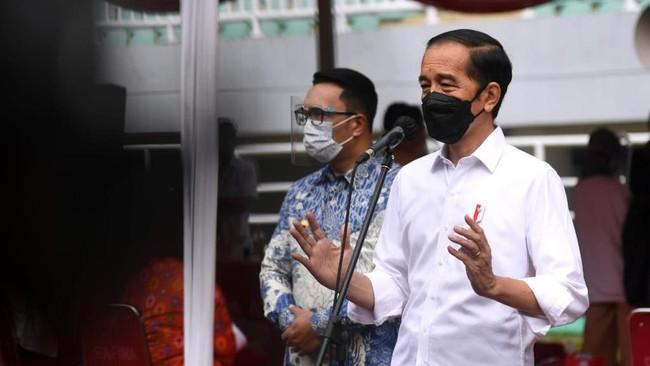 Jokowi Minta Patuh Prokes: Semua Bisa Terkena Covid-19